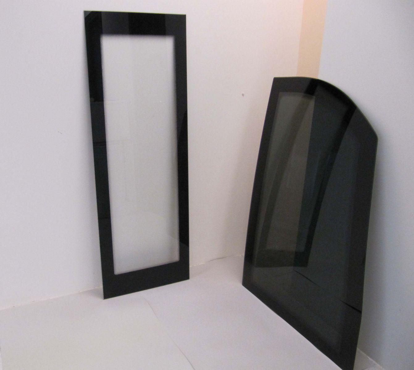 Screen printed glass/ Ceramic Paint